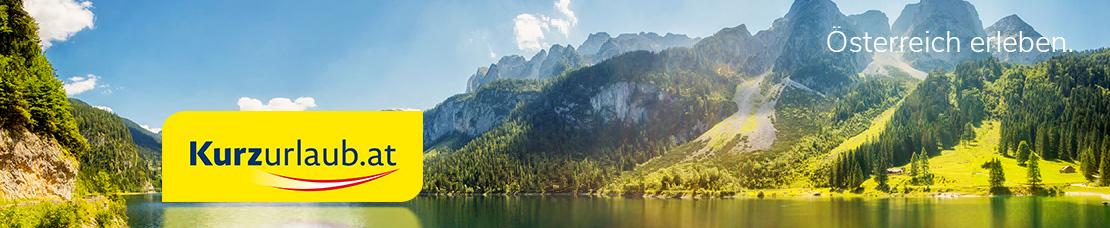 Österreichische Landschaft bei einem Kurzurlaub