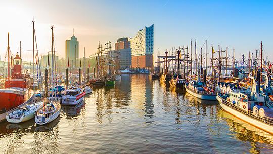 Angebote zum Hamburger Hafengeburtstag
