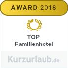 TOP Familienhotel 2018