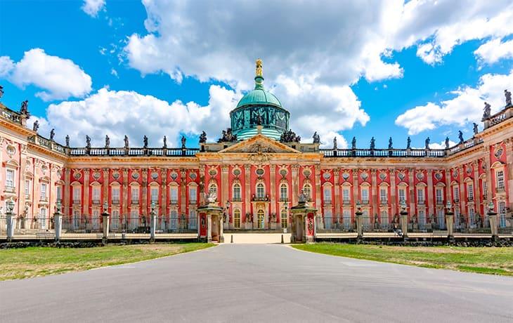 Sanssouci Park neue Palais