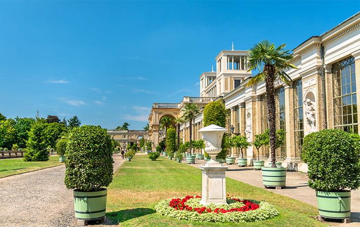 Sanssouci Park Orangerie