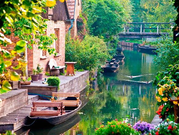 Romantische Orte in Deutschland: Unsere Top 10