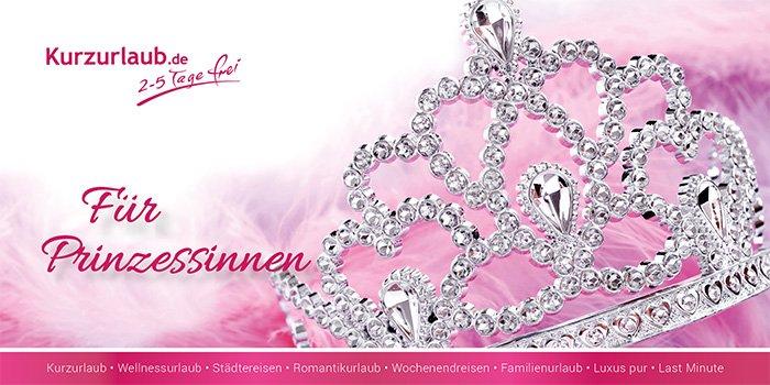 Gutschein Für Prinzessinnen
