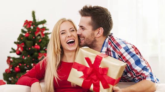 Geschenkbox Bild