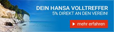 FC Hansa Rostock - 5 %% für die Vereinskasse