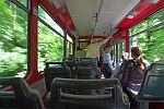 Fahrt mit Thüringerwaldbahn