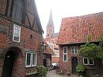 Hinterhof in der Altstadt