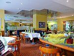 das Hotelrestaurant