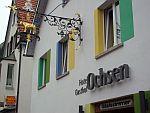 das Hotel Ochsen