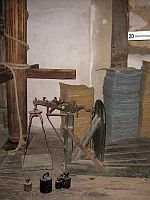 in der Papiermühle