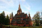 Die Stabkirche