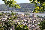 Blick über Bad Hönningen