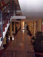 die Hotellobby