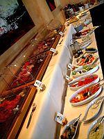 Restaurantbuffet