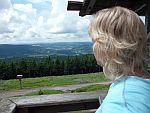 Blick vom Großen Beerberg