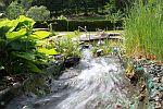 Tauchbecken im Garten