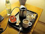 Tee-Kaffeestation
