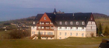 Sterne Berg Hotel Seiffen