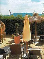 Spa-Terrasse im Spassbad
