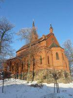 Kirche in Heringsdorf