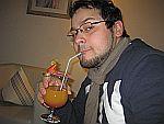 Lecker! Mein Welcome Drink