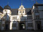 beeindruckendes Schloss