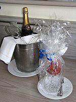 Champagnerarrangement