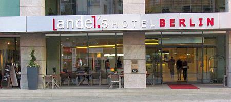 Vienna Hotel Berlin Drei Sterne