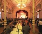 Das Biertheater gastiert im feudalen Kaisersaal