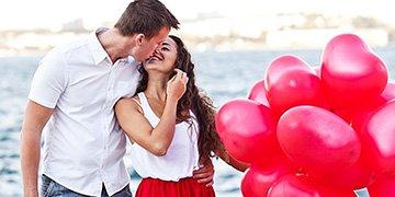 Bild - Romantik Urlaub