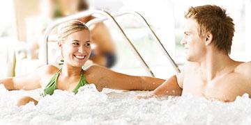 Wellness Wochenende mit Schwimmbad