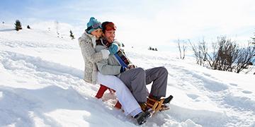 Wintersport in Deutschland